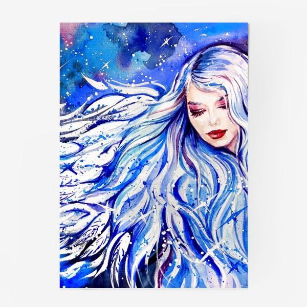 Постер «зима»