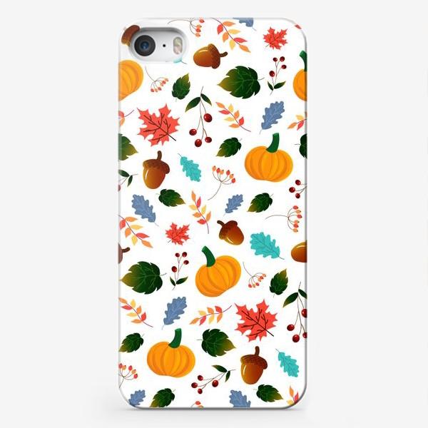 Чехол iPhone «Осенняя»