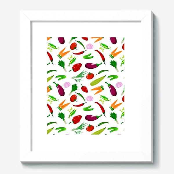 Картина «Овощная феерея»