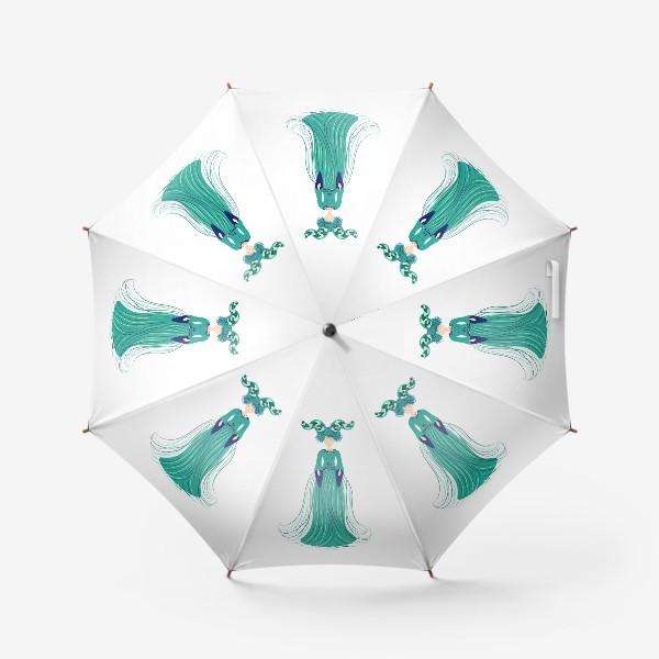Зонт «Знак зодиака Козерог »