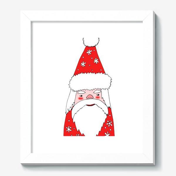 Картина «Зимний гном»