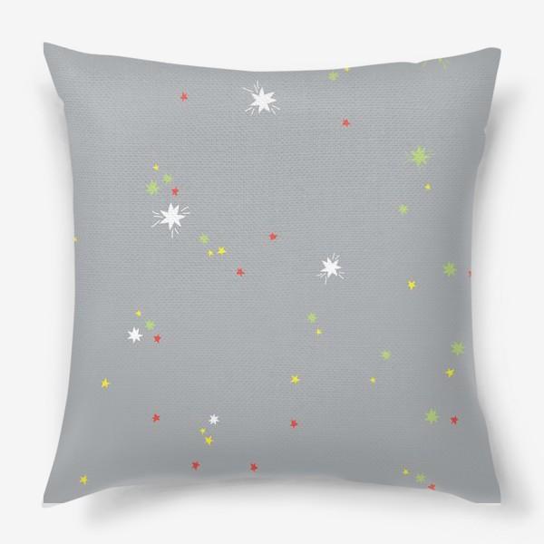 Подушка «звёздное небо»