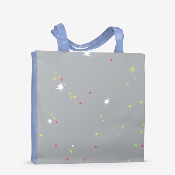 Сумка-шоппер «звёздное небо»