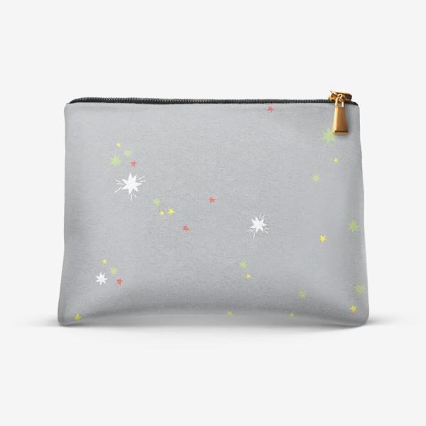 Косметичка «звёздное небо»