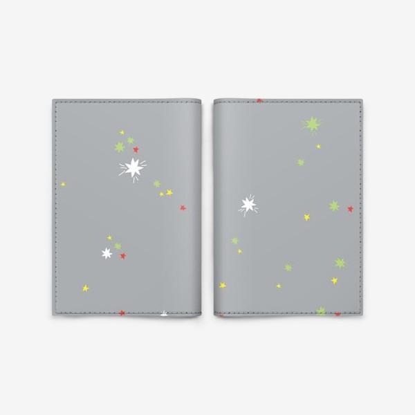 Обложка для паспорта «звёздное небо»