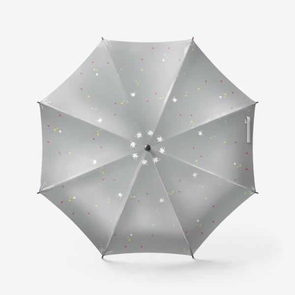 Зонт «звёздное небо»