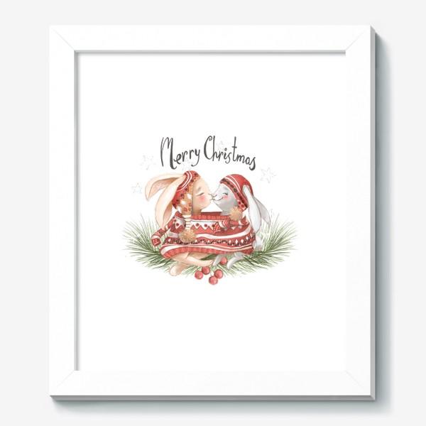 Картина «Новый год и Рождество»