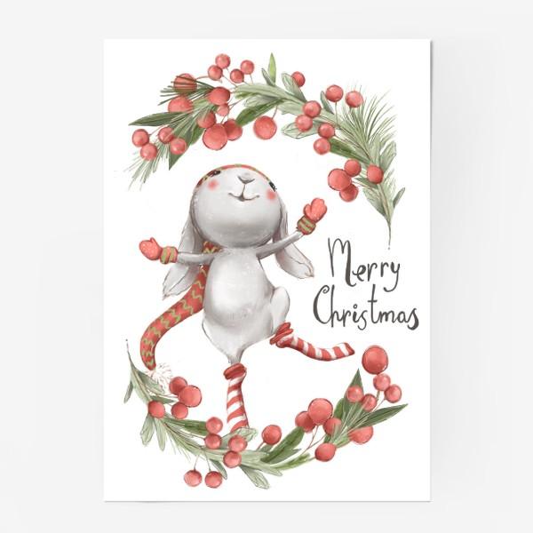 Постер «Новый год и Рождество»