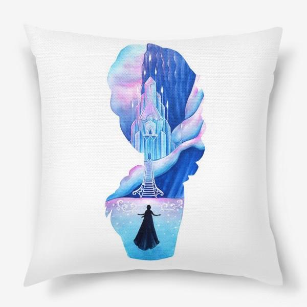 Подушка «Эльза»