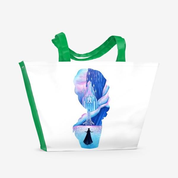 Пляжная сумка «Эльза»