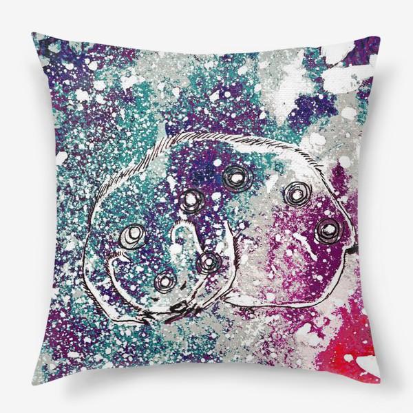 Подушка «Звездный Мишка»