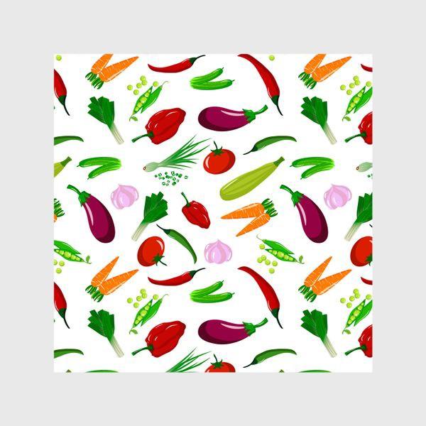Шторы «Овощная феерея»