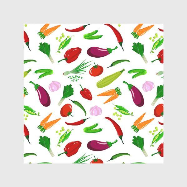 Скатерть «Овощная феерея»
