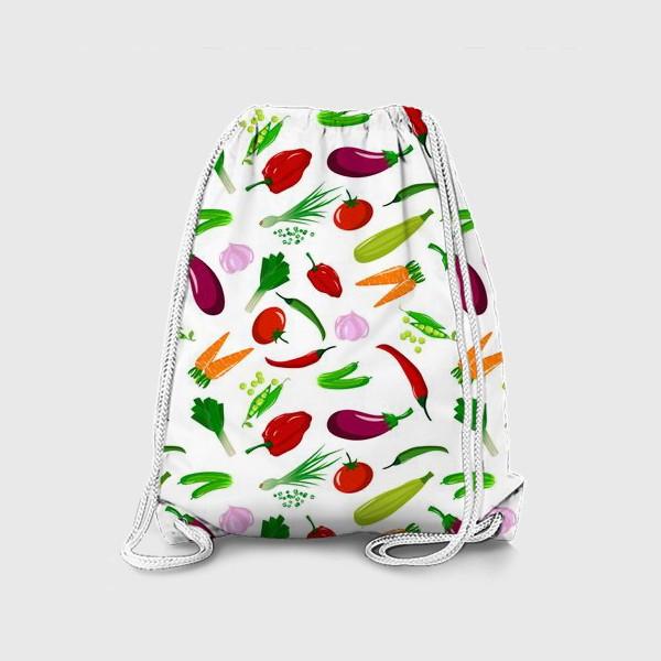 Рюкзак «Овощная феерея»