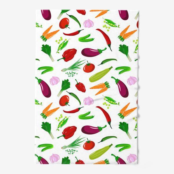 Полотенце «Овощная феерея»