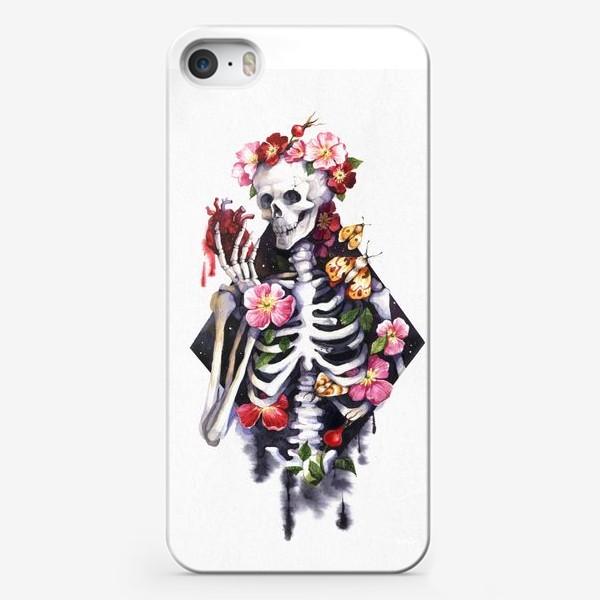 Чехол iPhone «Memento mori»