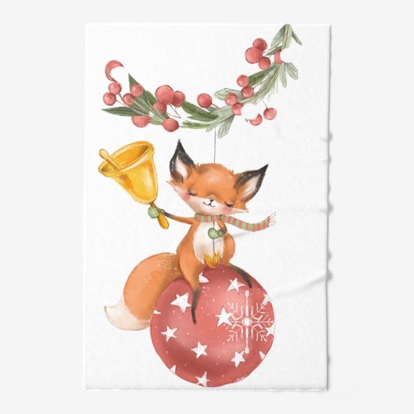 Полотенце «Новый год и Рождество»