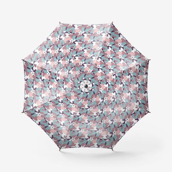Зонт «Коровы паттерн»