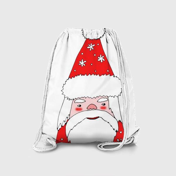 Рюкзак «Зимний гном»