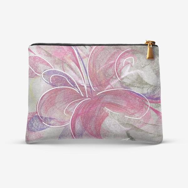 Косметичка «Цветок с Бали»