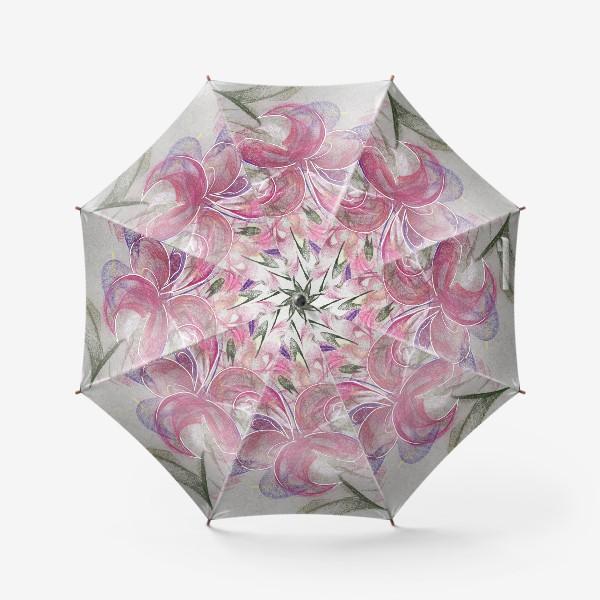 Зонт «Цветок с Бали»