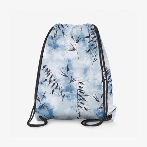 Рюкзак «Снежные колоски»