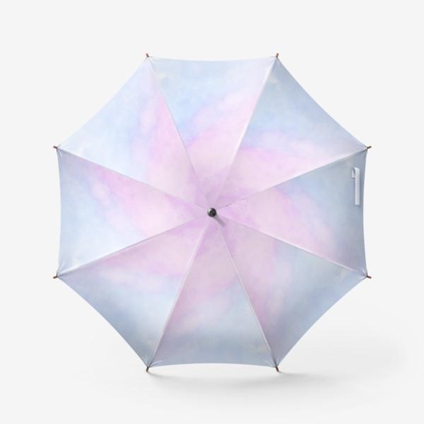 Зонт «Акварельные облака»