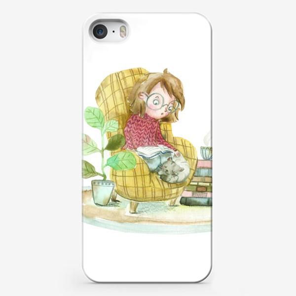 Чехол iPhone «Уютный вечер»