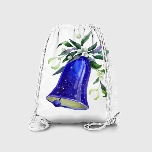 Рюкзак «Новогодний колокольчик»