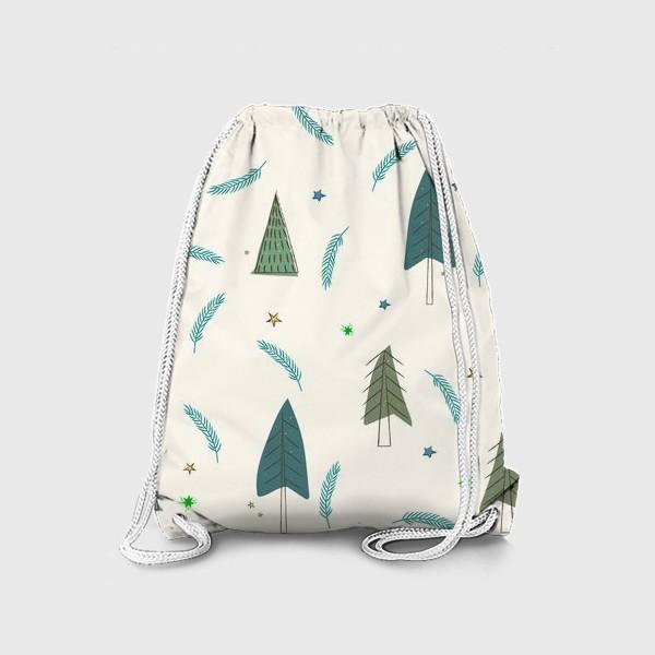 Рюкзак «ёлочки»