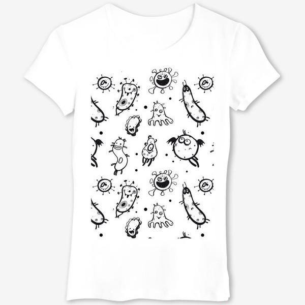 Футболка «Маленькие вирусы»