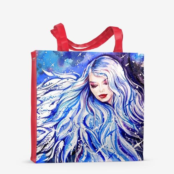 Сумка-шоппер «зима»