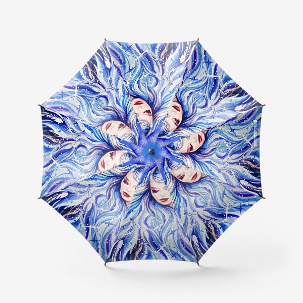 Зонт «зима»