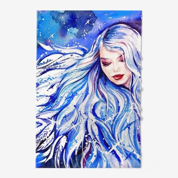 Полотенце «зима»