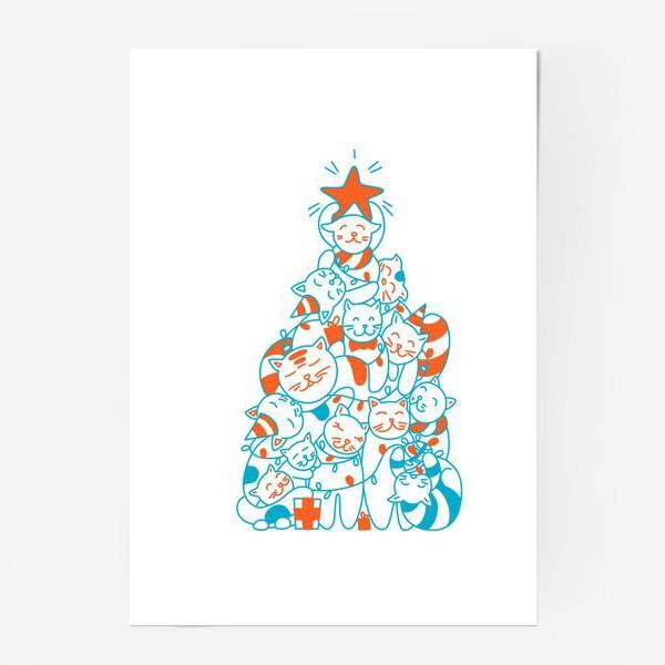 Постер «Котоёлка»