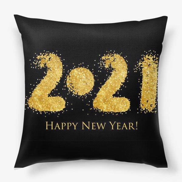 Подушка «2021»
