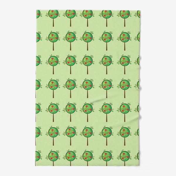 Полотенце «Яблочный сад»