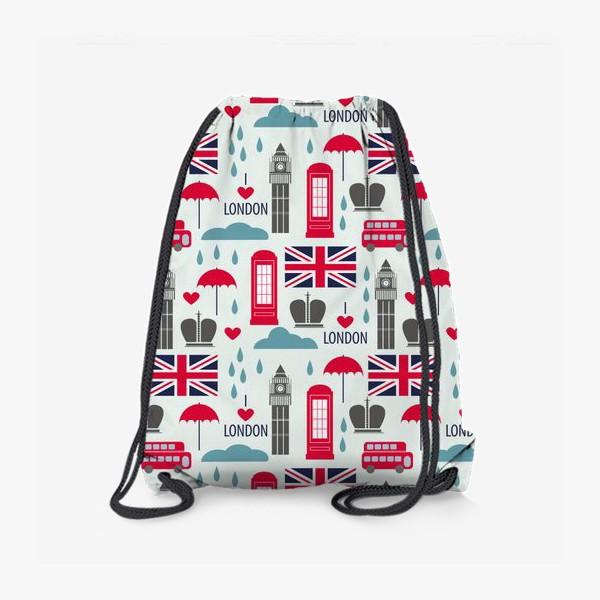 Рюкзак «Паттерн Англия»