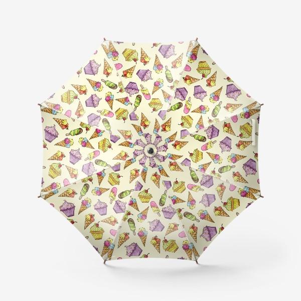 Зонт «Мороженое»