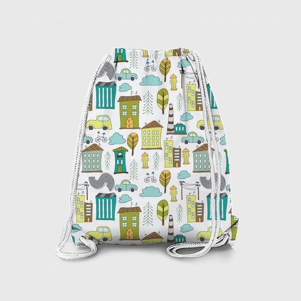 Рюкзак «Городская жизнь»