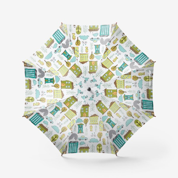 Зонт «Городская жизнь»