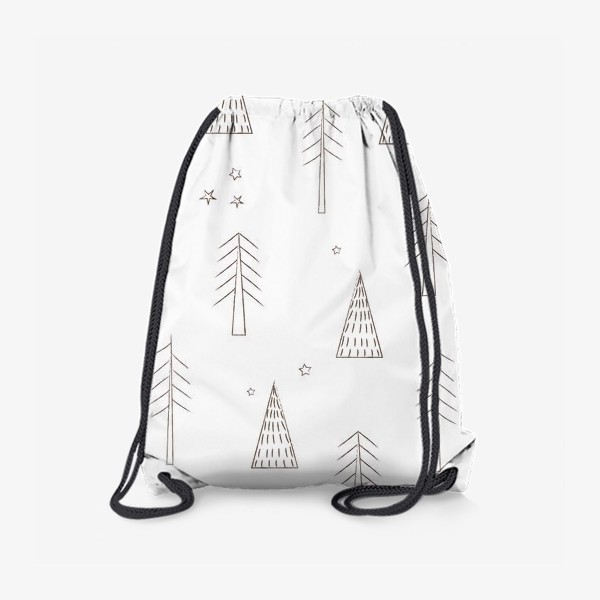 Рюкзак «ёлочки в лесу»
