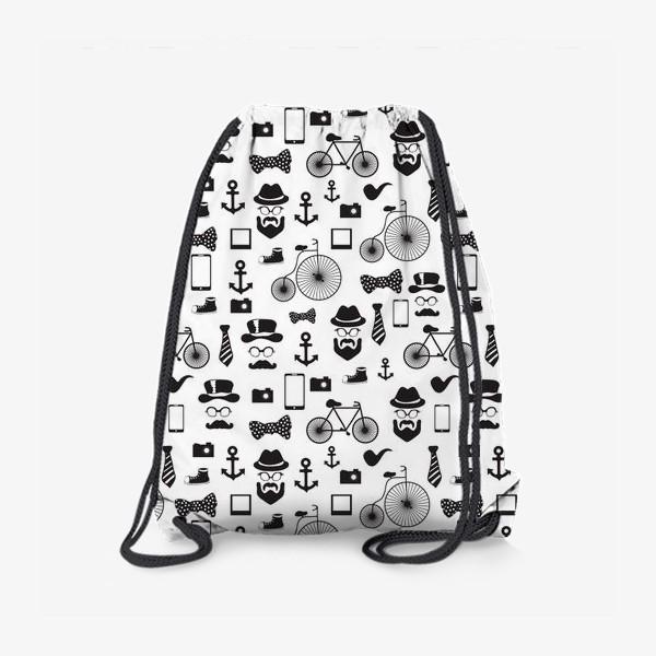 Рюкзак «Хипстер-стайл»