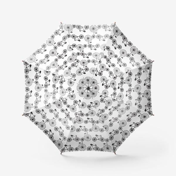 Зонт «Велосипеды»