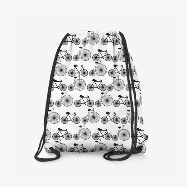 Рюкзак «Велосипеды»