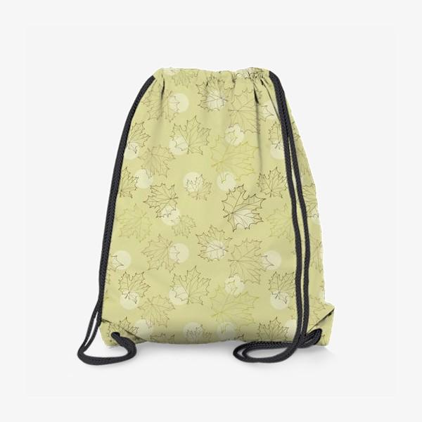 Рюкзак «Осенние мотивы»