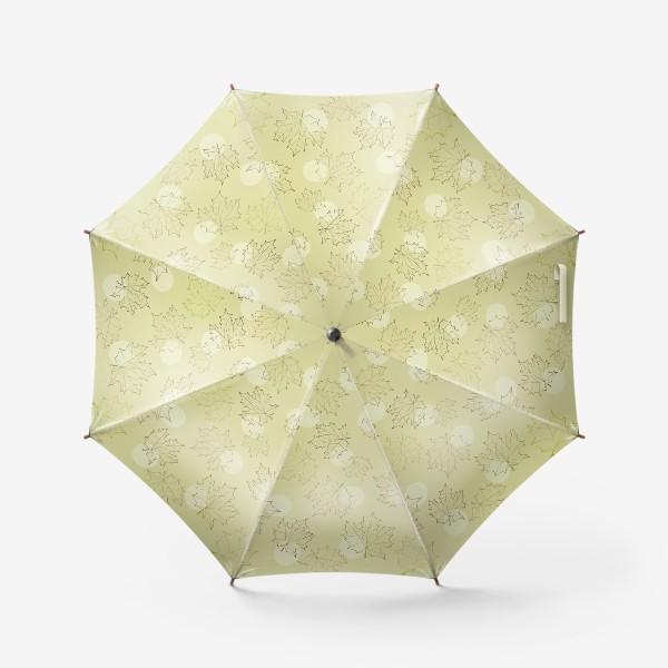 Зонт «Осенние мотивы»