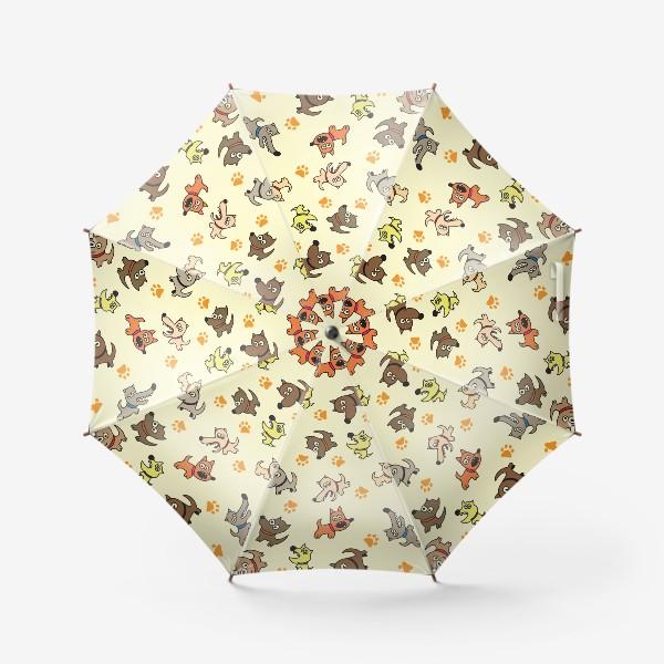 Зонт «Собачки»