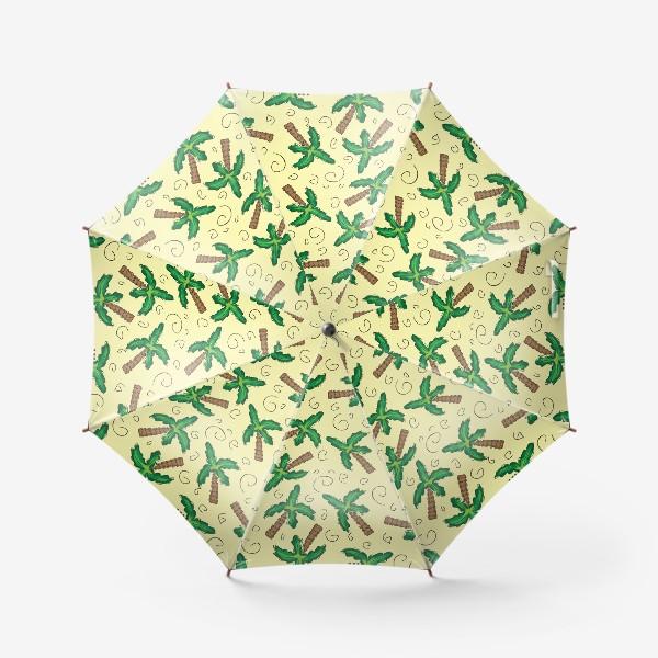 Зонт «Пальмы»