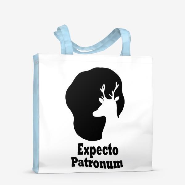 Сумка-шоппер «Экспекто Патронум. Гарри Поттер»